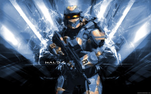Halo 4 HD Wallpaper