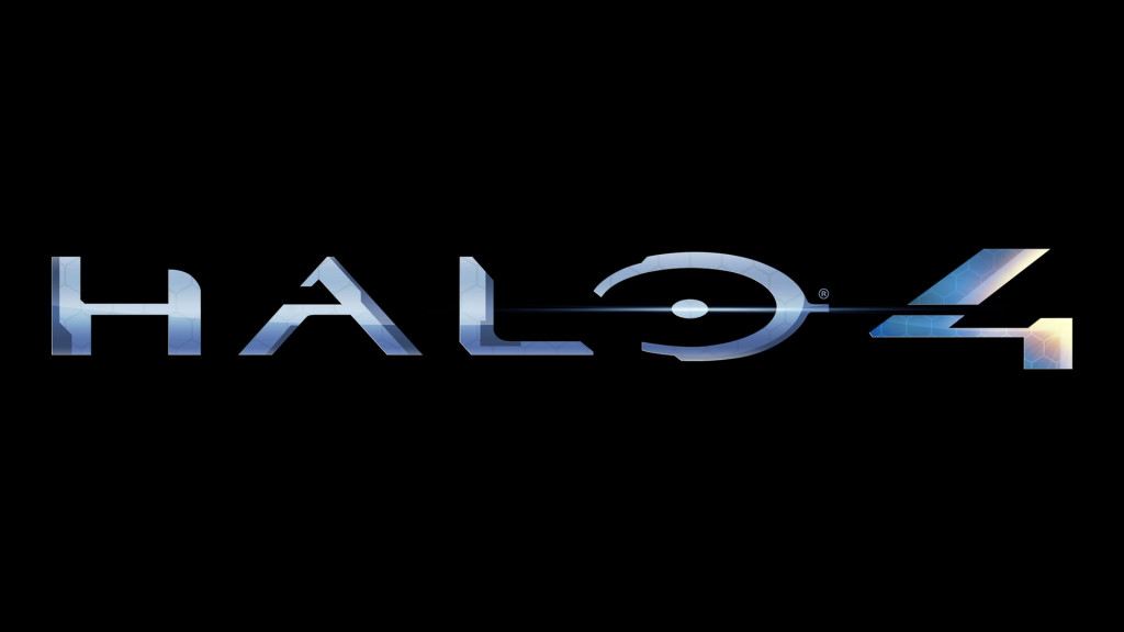 Halo 4 Logo Wallpaper