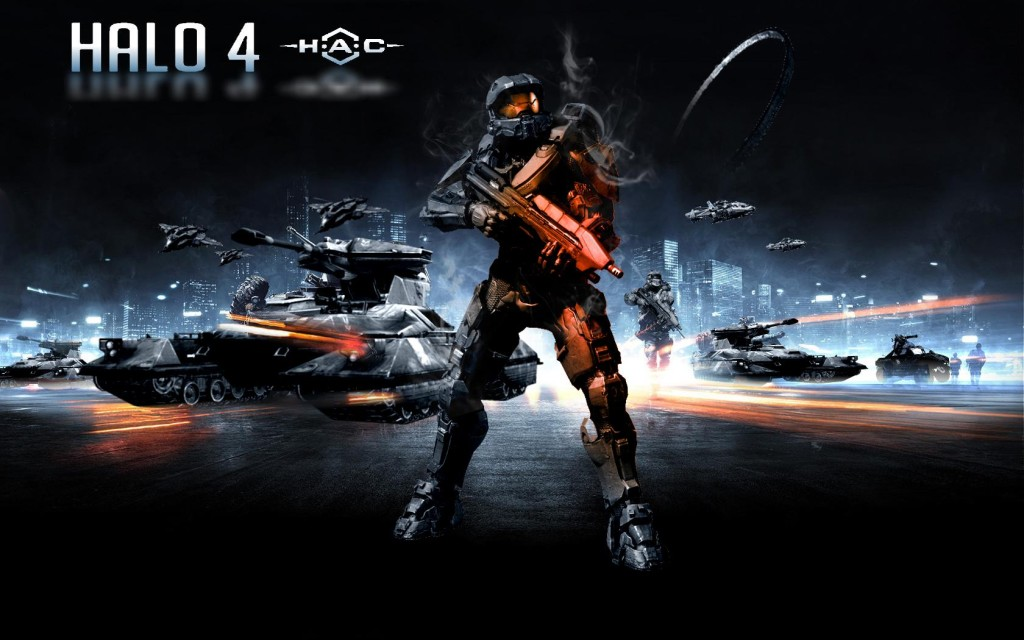 Halo 4 Wallpaper