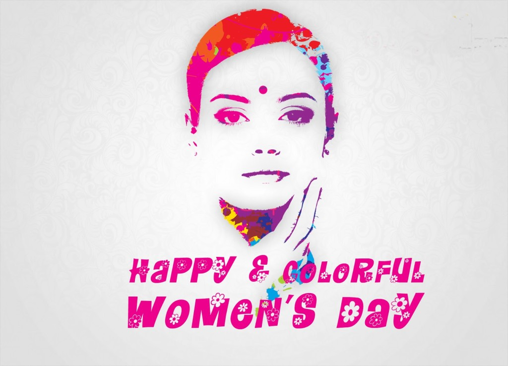 Happy Women Day 2013
