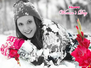 Happy Women Day Wallpaper