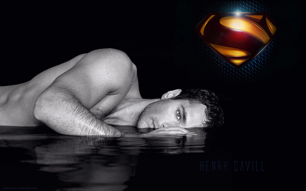 Henry Cavill Superman Wallpaper