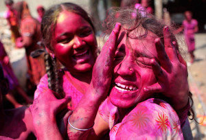 Holi Colorfull Wallpaper