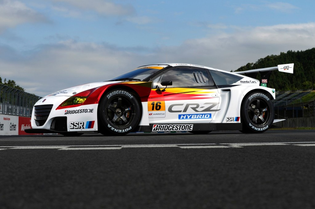 Honda CR-Z GT Racing