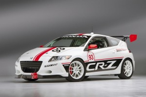Honda CR-Z Hybrid Racing