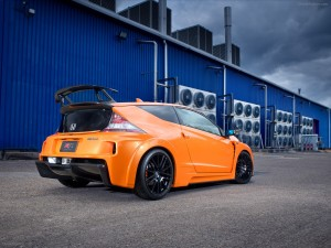 Honda CR-Z Mugen Wallpaper