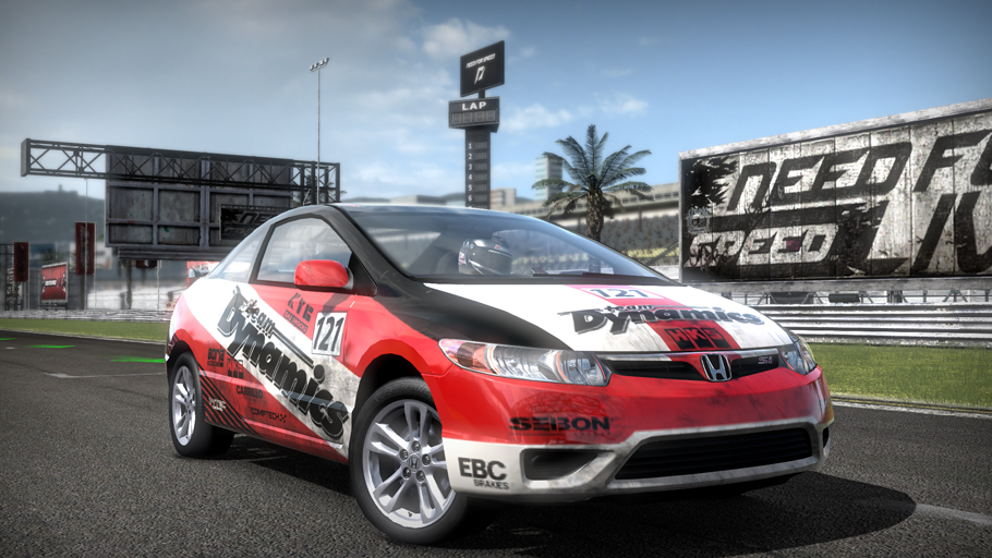 Honda Civic Racing