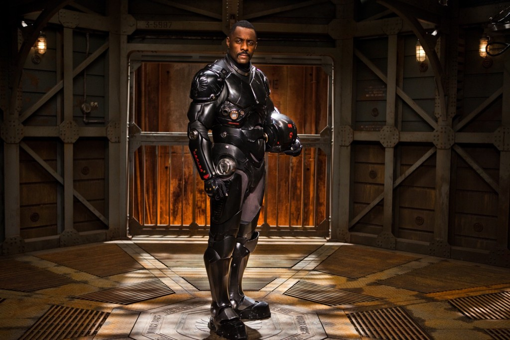 Idris Elba Pacific Rim 2013
