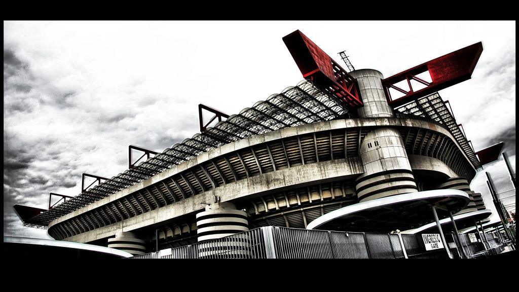 Inter Milan Stadium Wallpaper