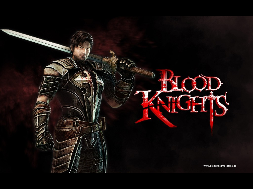Jeremy Blood Knights Games Wallpaper