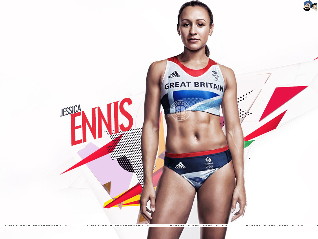 Jessica Ennis HD Wallpaper