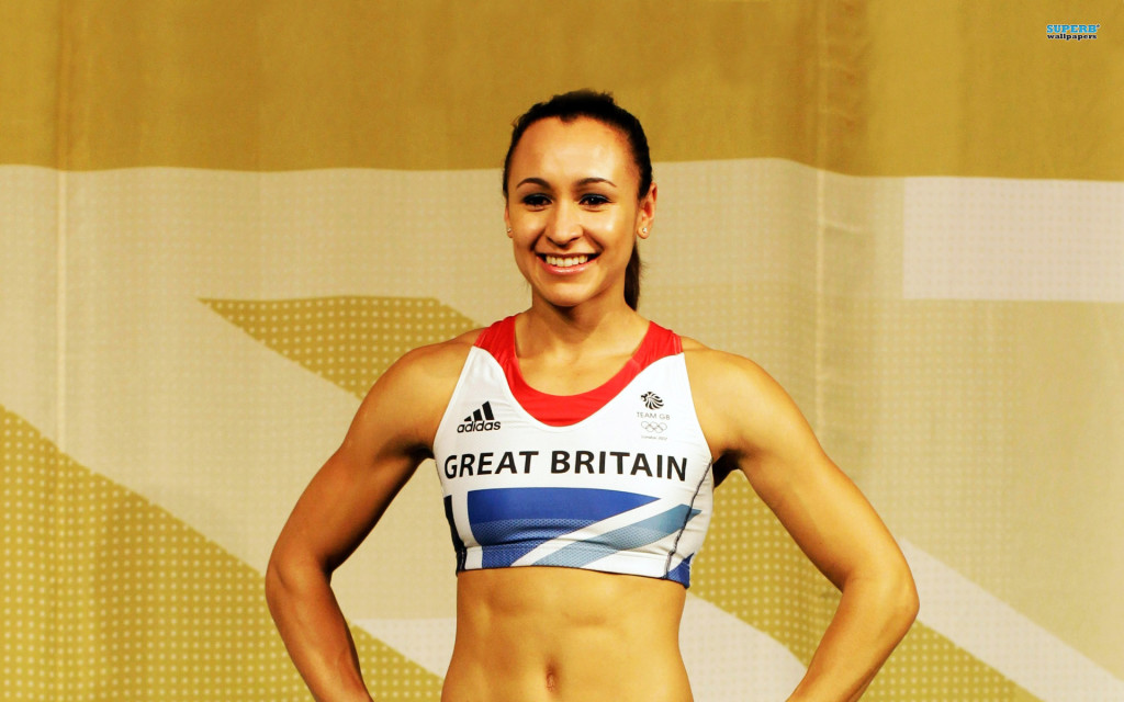 Jessica Ennis Wallpaper HD