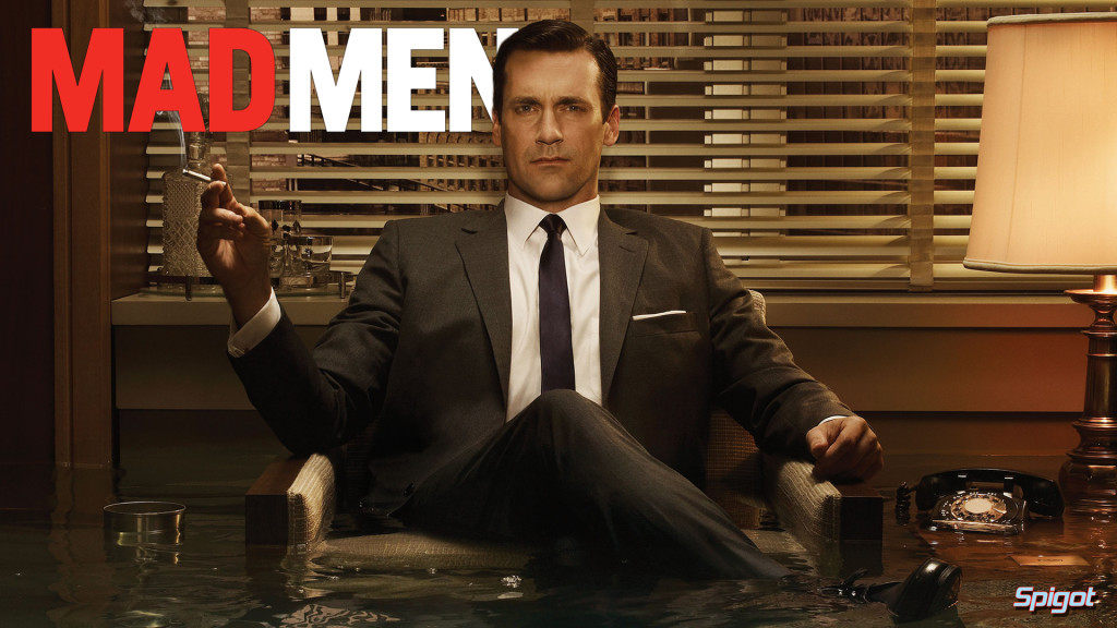 Jon Hamm Mad Men Wallpaper