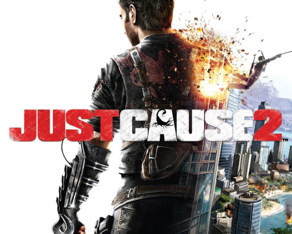 Just Cause 2 Wallpaper