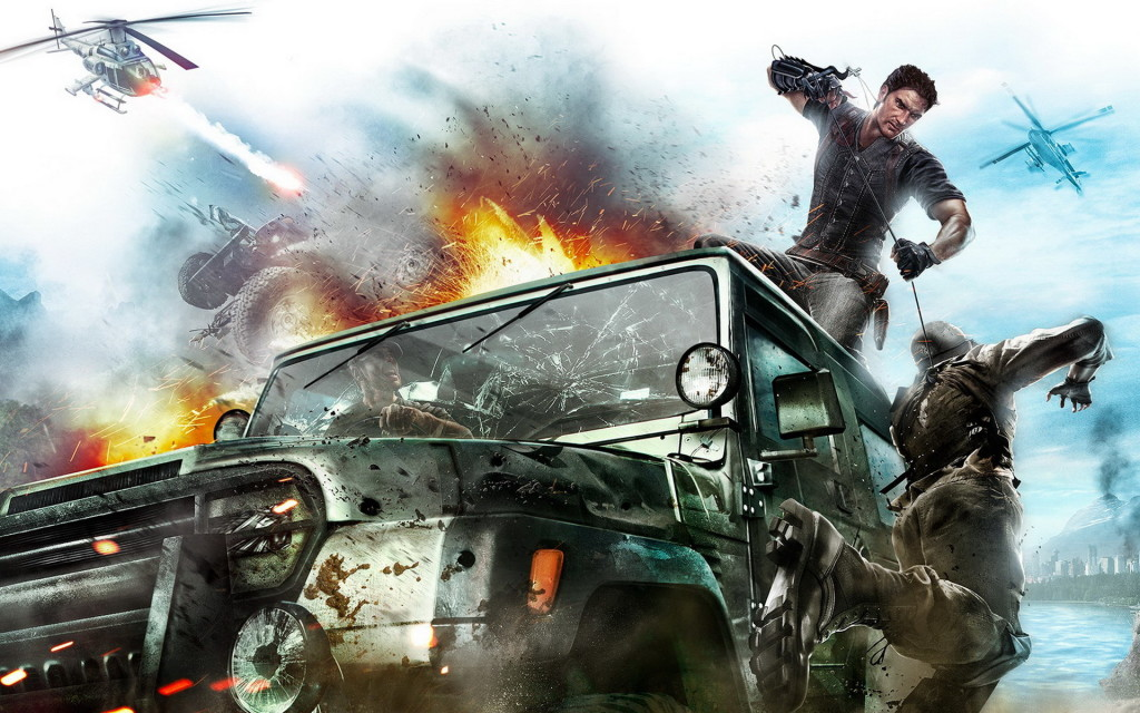 Just Cause 2 Wallpaper HD