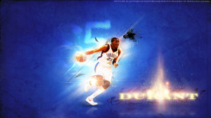 Kevin Durant Basketball Wallpaper