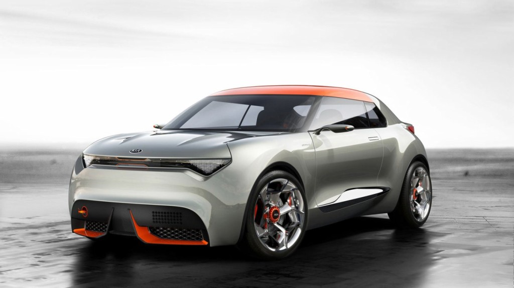 Kia Provo Concept Wallpaper
