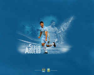 Kun Aguero Wallpaper