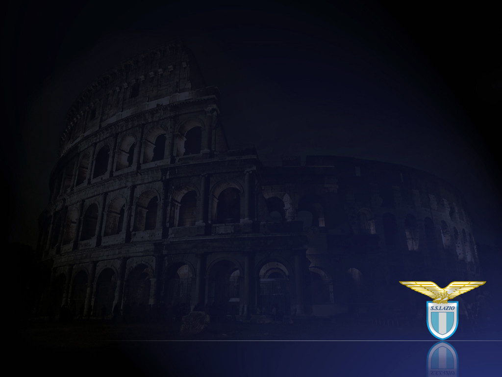 Lazio Colosseum Wallpaper
