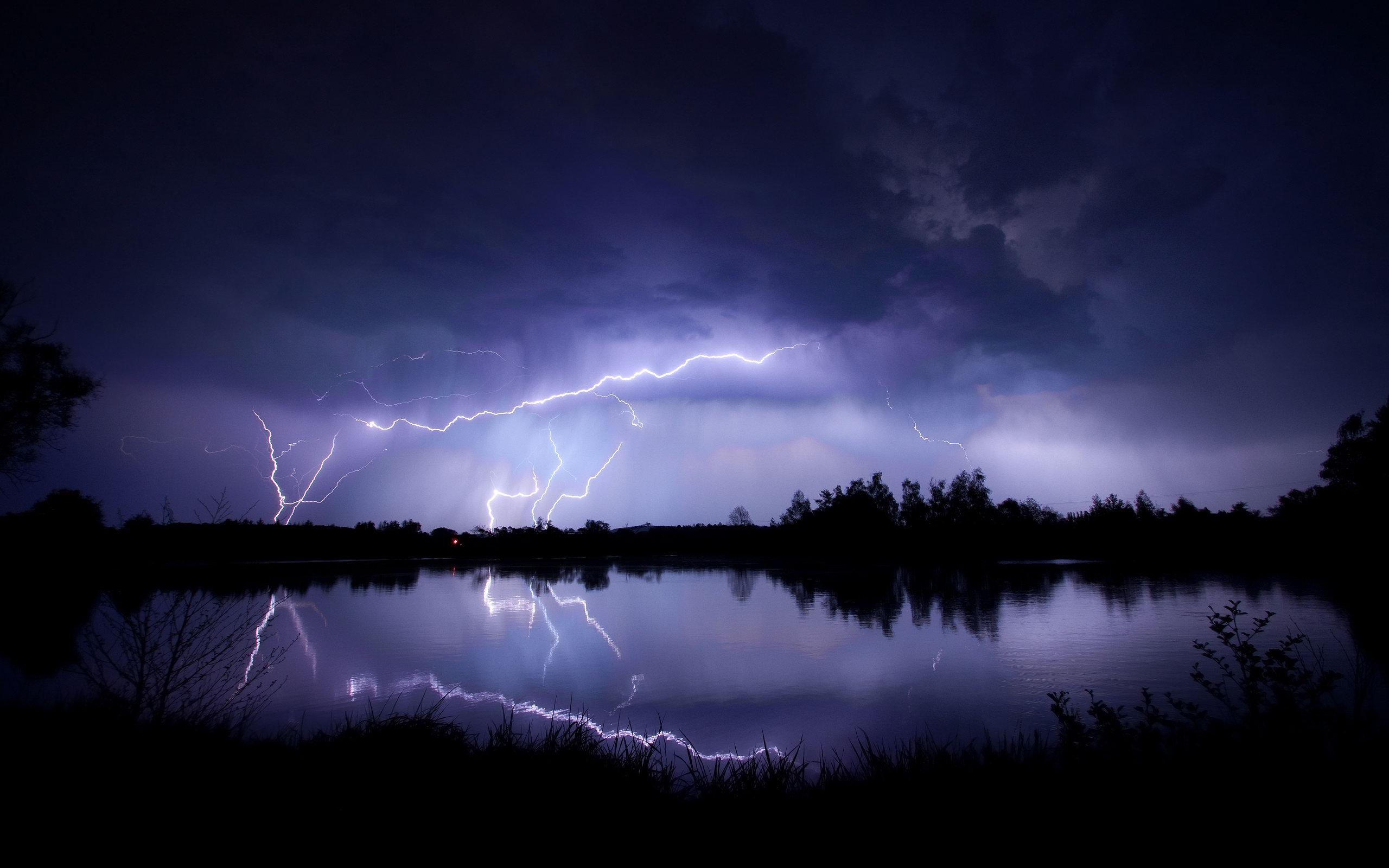 pics photos description lightning strom wallpaper is