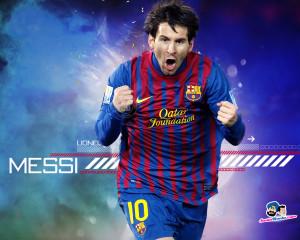 Lionel Messi Barcelona Wallpaper