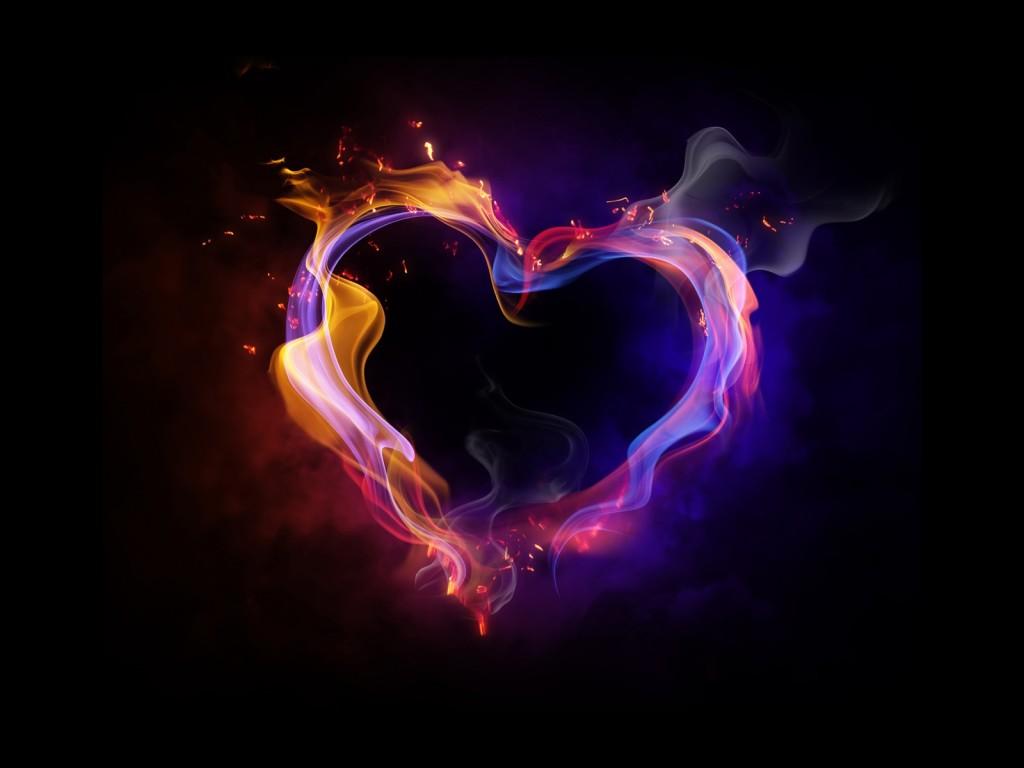 Love Heart Wallpaper HD