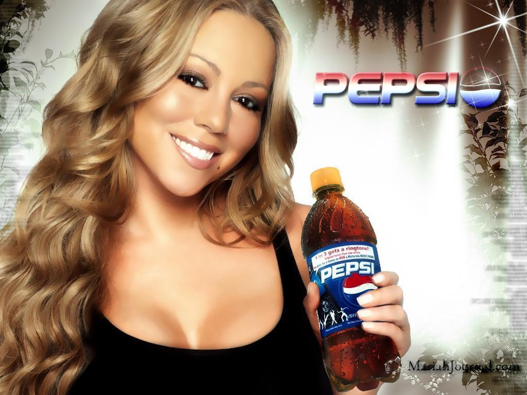 Mariah Carey Pepsi