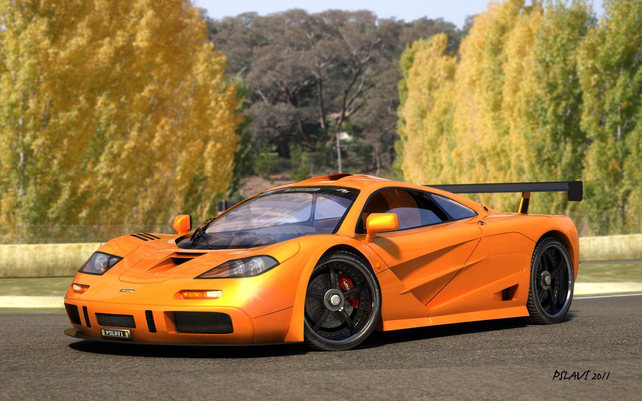 McLaren F1 Wallpaper Desktop