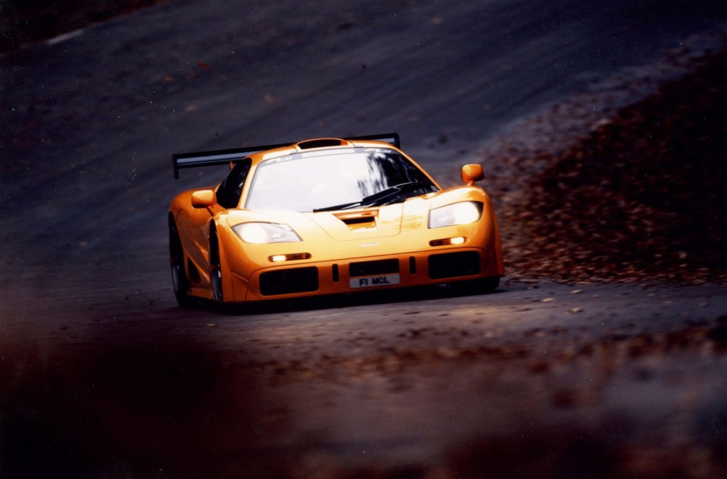 McLaren F1 Wallpaper HD