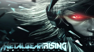 Metal Gear Rising Background