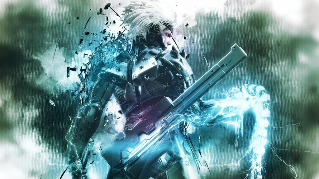 Metal Gear Rising HD
