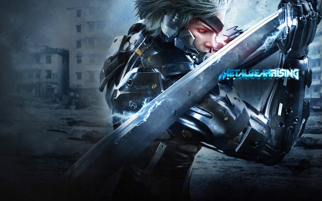 Metal Gear Rising Wallpaper