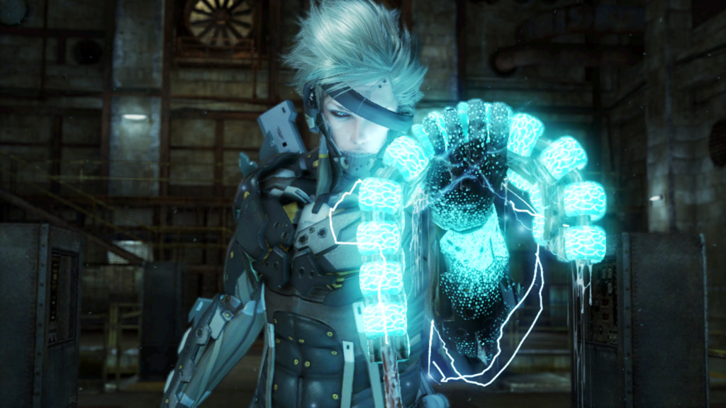 Metal Gear Solid Rising Wallpaper