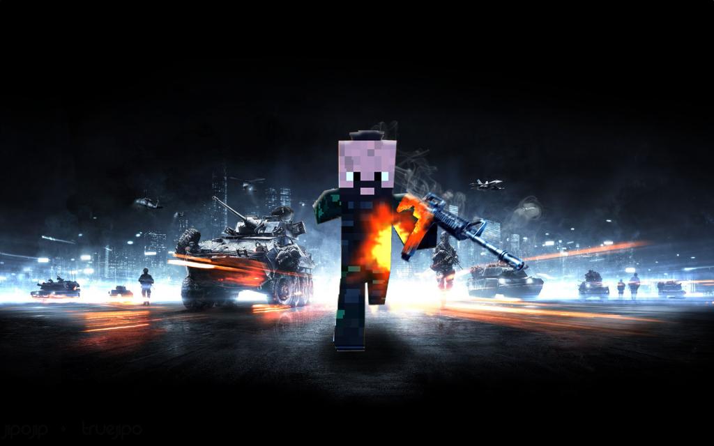 Minecraft Wallpaper Desktop