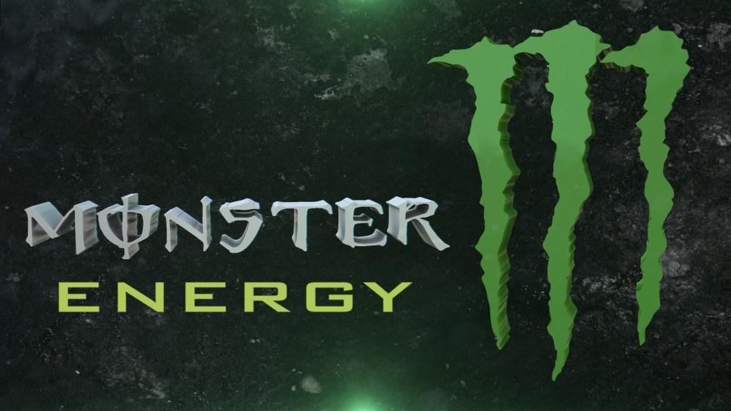 Monster Energy 3D Wallpaper