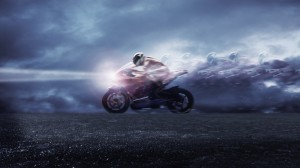 Motor Speed Wallpaper