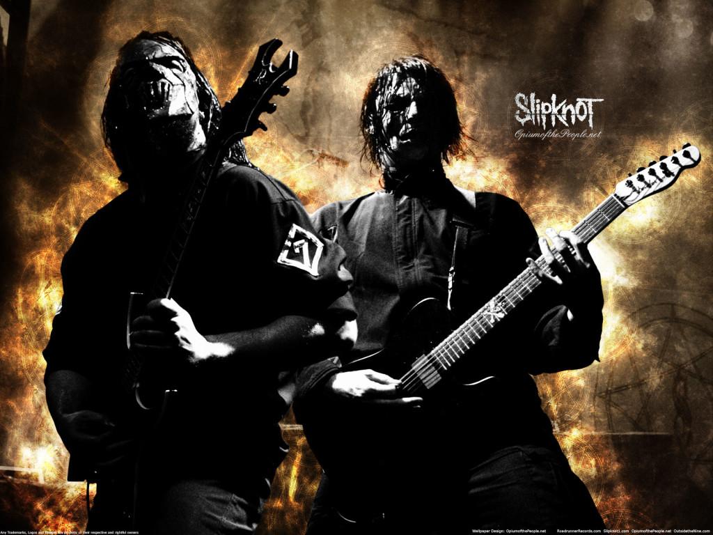 Music Slipknot Wallpaper