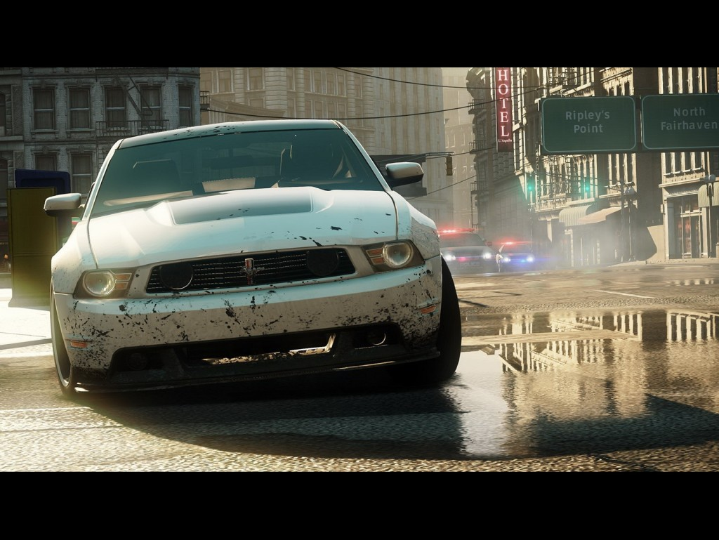 Need For Speed Ford Mustang Boss 302