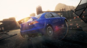 Need For Speed Mitsubishi Lancer Evolution X