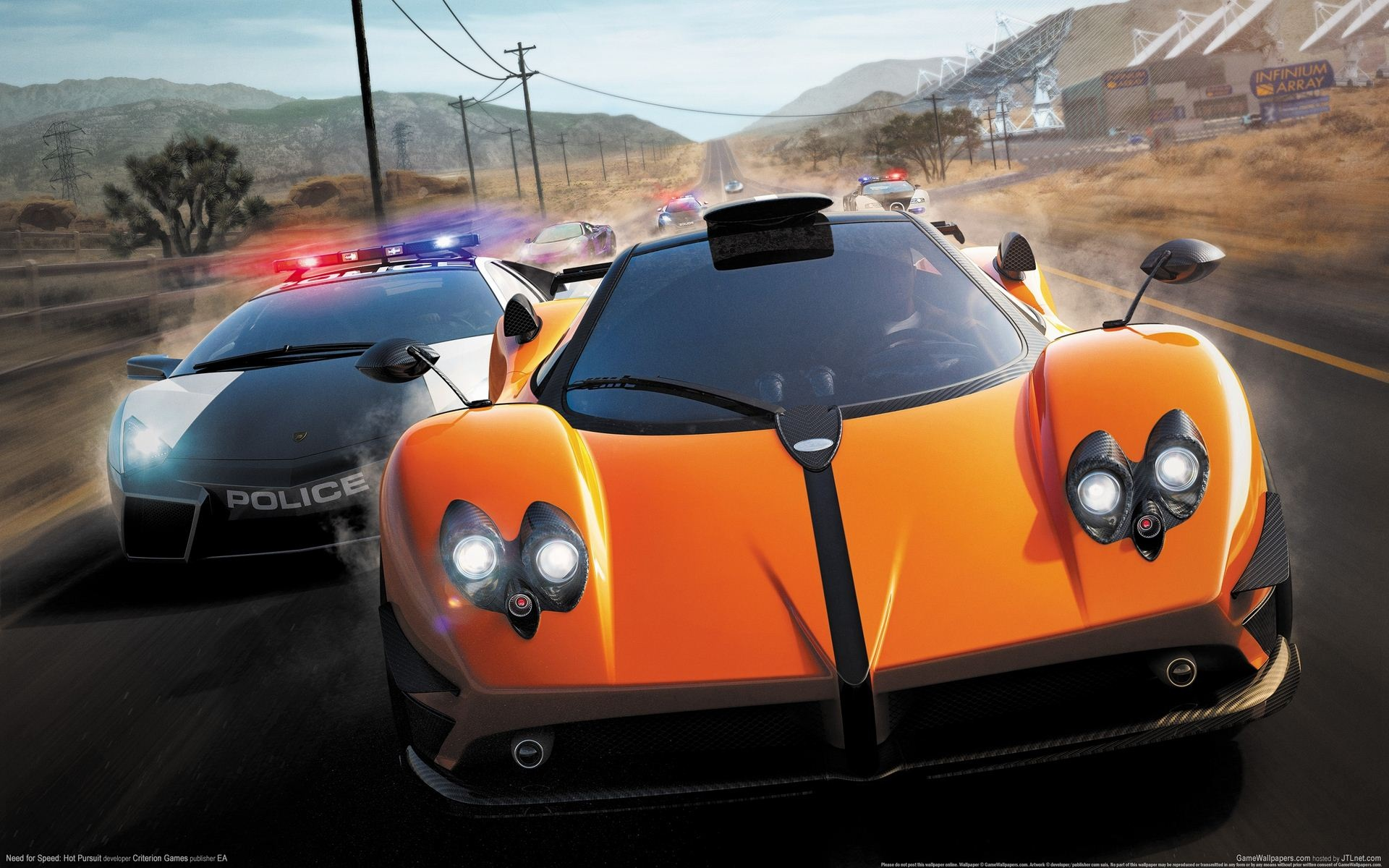 Need for speed hot pursuit hd wallpaper for Need for speed wallpaper