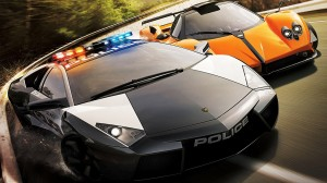Need for Speed Hot Pursuit Lamborghini