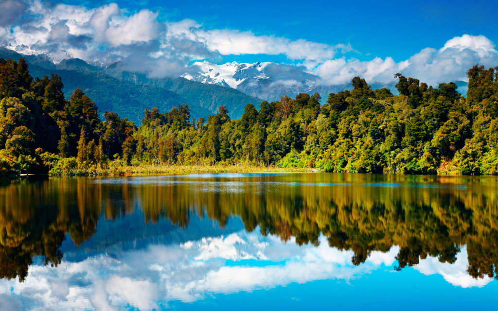 New Zealand Scenery Wallpaper