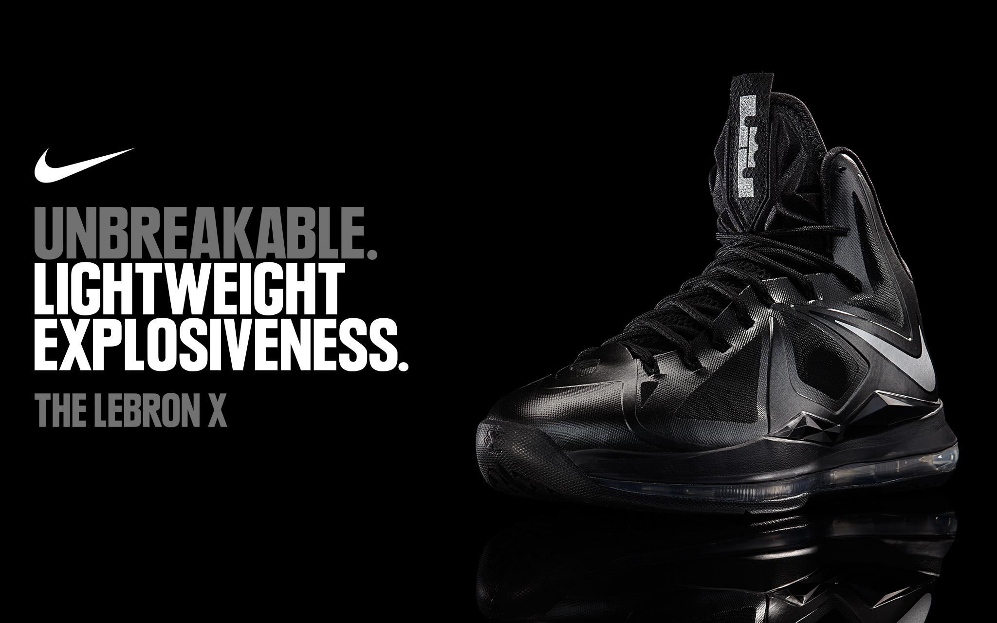 Nike Lebron X Wallpaper | Wallpup.com