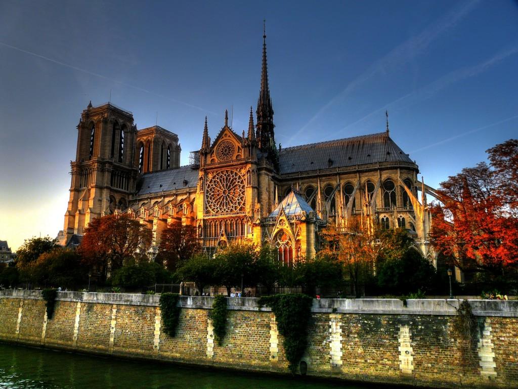 Description: Notre Dame de Paris Wallpaper is a hi res Wallpaper for ...