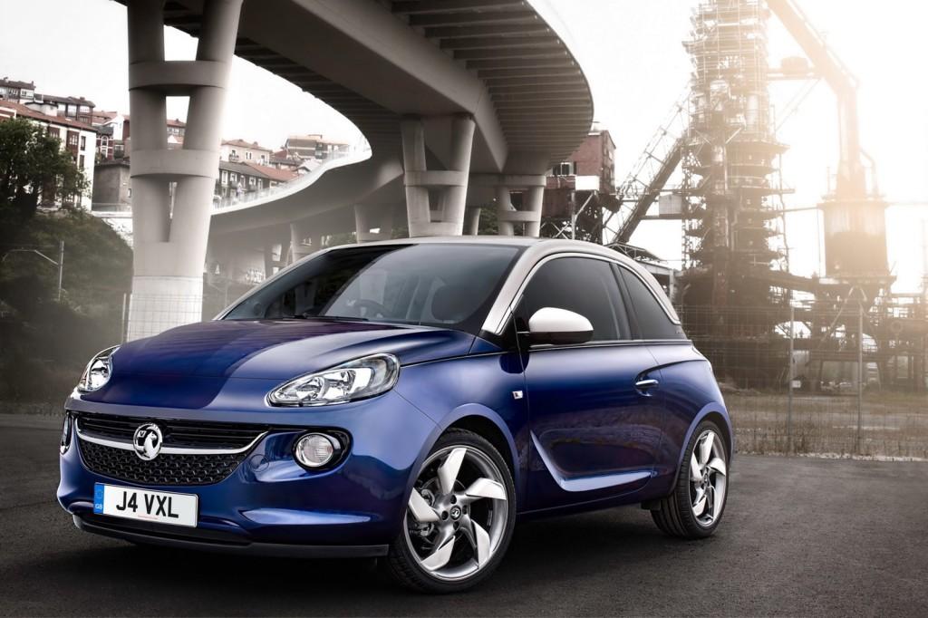 Opel Adam Wallpaper