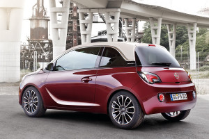 Opel Adam HD Wallpaper