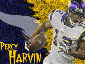 Percy Harvin Wallpaper