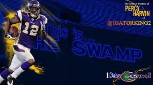 Percy Harvin Wallpaper HD