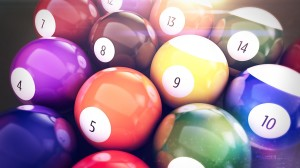 Pool Ball Wallpaper