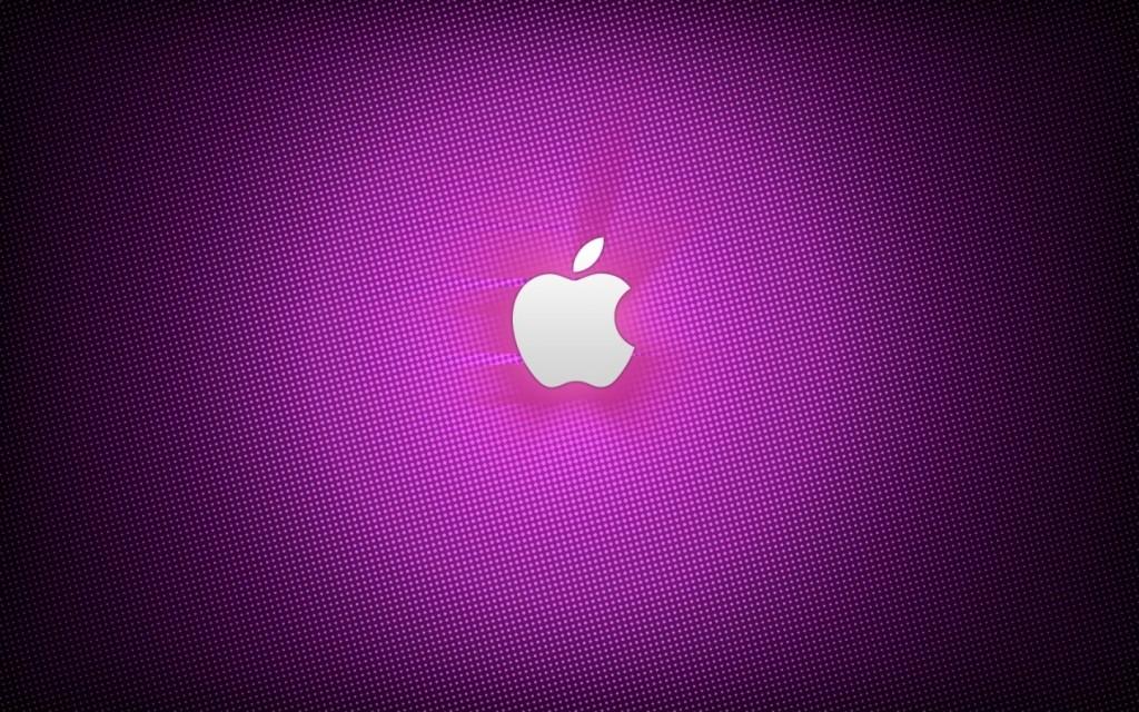 Purple Mac Os Wallpaper